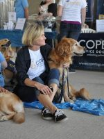 COPE Service Dogs at Barkfest Photo 1