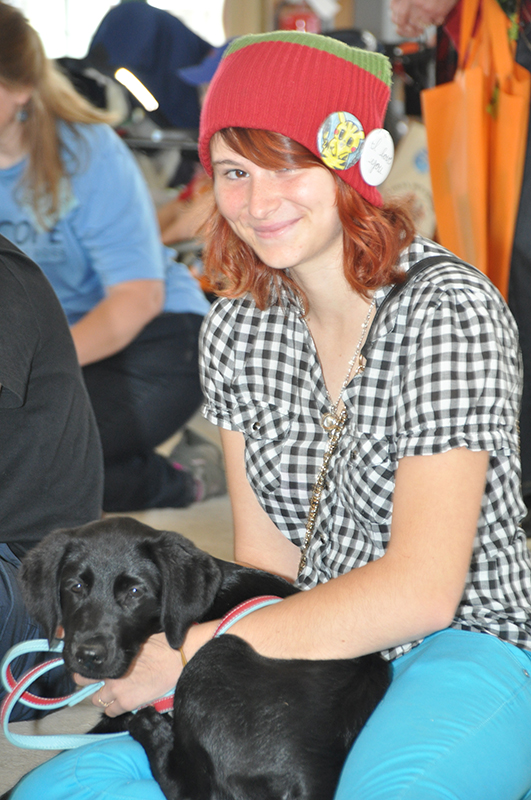 COPE Service Dogs at Barkfest Photo 7