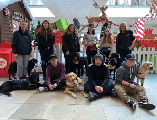 Driverseat helps COPE Students Raise Money for COPE Service Dogs – Dec. 13, 2019