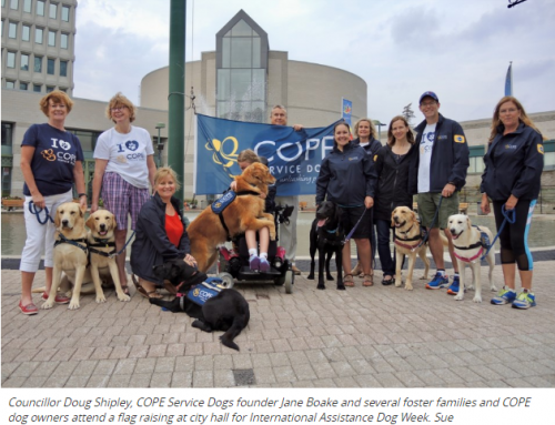 City Hall goes to the Dogs – Aug. 5, 2017